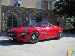 2012 Mercedes-Benz SLS AMG Roadster First Impressions