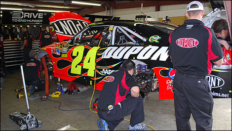 Jeff Gordon NASCAR Chevrolet