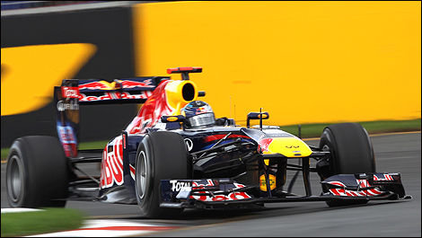 Sebastian Vettel, Red Bull. (Photo: WRi2)