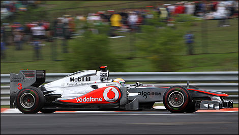 McLaren, MP4-26. (Photo: WRi2)