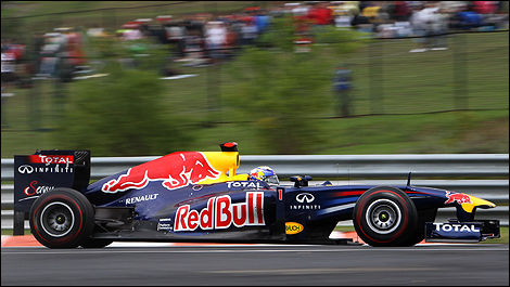 Red Bull, RB7. (Photo: WRI2)