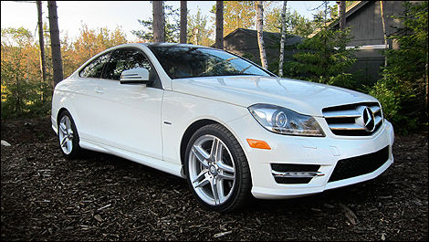 2012 Mercedes Benz C Class First Impressions Editor S Review Car