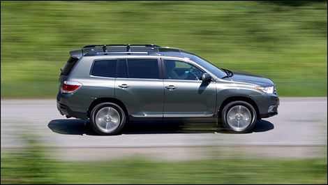 2011 7-passenger SUV comparison test