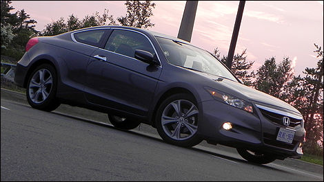 2011 honda accord ex l v6 navi coupe review video editor. Black Bedroom Furniture Sets. Home Design Ideas