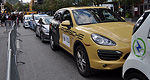 Porsche Cayenne Hybrid vs. Green Rally: A fox in the henhouse?