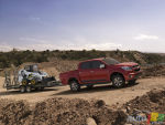 Le Chevrolet Colorado 2012 se r�v�le
