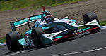 Formula Nippon as fast as F1 backmarkers at Suzuka