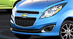 Chevrolet Spark to land in Canada in 2012, electrified in 2013