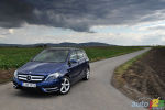 2013 Mercedes-Benz B-Class First Impressions