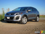 2011 Mazda CX-7 GT Review
