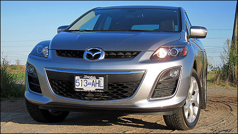 2011 Mazda CX 7 GT Front View