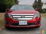 2011 Ford Fusion Hybrid Review