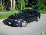 2011 Acura TSX V6 Tech Review