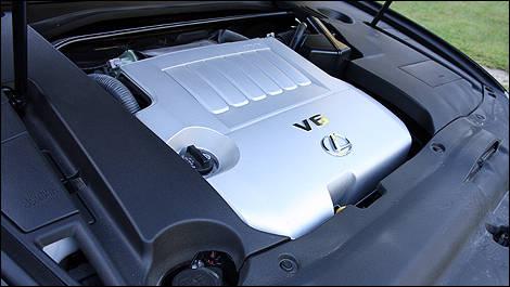 2011 Lexus ES 350 Engine