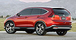 Honda CR-V 2012 et Fit EV 2013 bientôt à Los Angeles