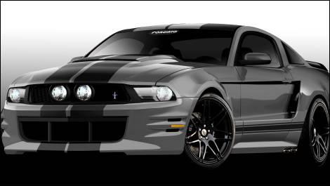 SEMA 2011: Ford Mustang orgy   Car News   Auto123