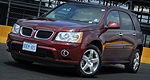 Pontiac Torrent usagé