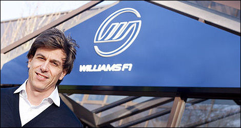 Toto Wolff (Photo: AT&T Williams)