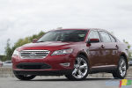 2011 Ford Taurus SHO Review