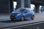 2013 Chevrolet Spark, GM's new superhero