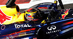 F1: Jean-Éric Vergne domine avec la Red Bull RB7 (+photos)