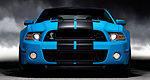 2013 Ford Shelby GT500 unleashes 650 mad horses