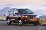 2012 Honda CR-V First Impressions
