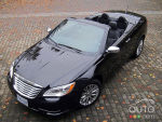 Chrysler 200 Cabriolet Limited 2011 : essai routier