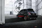 Los Angeles 2011 : Voici la sportive Fiat 500 Abarth 2012