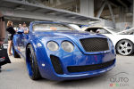 Une Bentley Continental GTC � 10 000 $