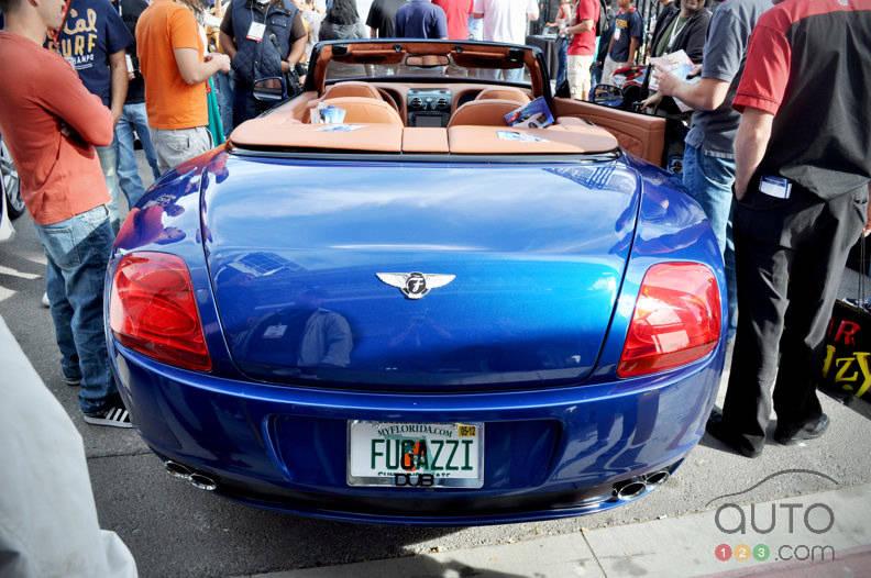 Buy A Bentley Continental Gtc For 10 000 Car News Auto123