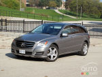 2011 Mercedes-Benz R 350 BlueTEC 4MATIC Review