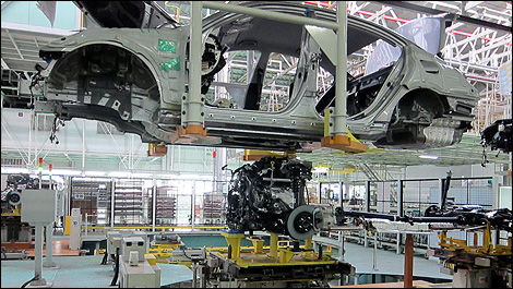 The Biggest Car Plant In The World Car News Auto123
