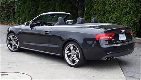 Audi S Cabriolet TFSI Quattro Premium Review Editors - Audi s5 convertible