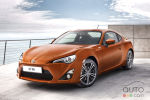 2013 Toyota GT 86 revealed at last!
