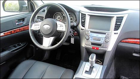 subaru outback 3 6r limited 2011 essai routier essai routier actualit s automobile auto123. Black Bedroom Furniture Sets. Home Design Ideas