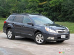 2011 Subaru Outback 3.6R Limited Review