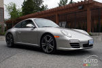 2012 Porsche 911 Carrera 4 Review