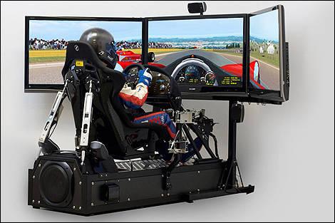 motion pro ii de cxc simulations l 39 ultime simulateur de course automobile actualit s. Black Bedroom Furniture Sets. Home Design Ideas