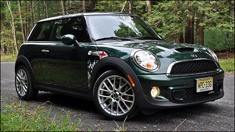 2011 Mini John Cooper Works Review Editors Review Car Reviews