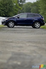 2011 Mazda CX-7 GT AWD Review