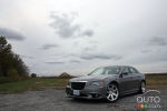Chrysler 300 SRT8 2012 : premi�res impressions