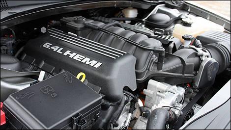 Chrysler 300 srt8 engine