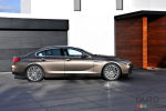 BMW reveals the graceful 2013 6 Series Gran Coupe