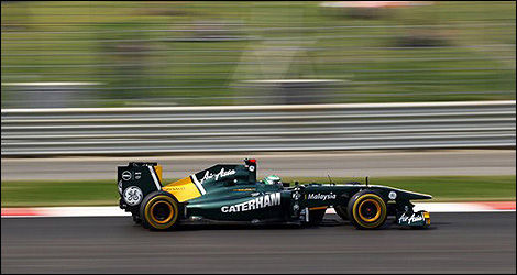 Caterham F1 Lotus
