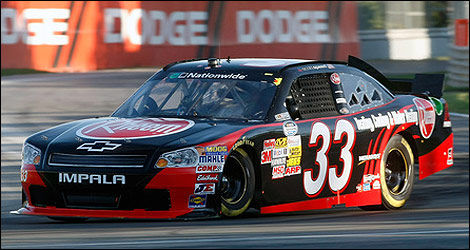 Scott Speed NASCAR Nationwide