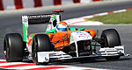 F1: Sahara Force India confirms Di Resta and Hulkenberg for 2012