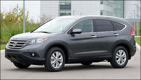 Honda Canada Has Just Announced Pricing For The Freshly Redesigned 2012  Honda CR V, Which Is Set To Go On Sale On January 4th.