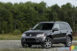 2012 Suzuki Grand Vitara Preview