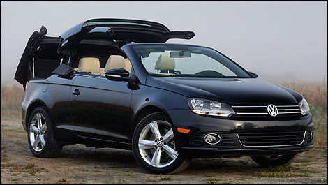 volkswagen eos comfortline 2012 essai routier essai routier actualit s automobile auto123. Black Bedroom Furniture Sets. Home Design Ideas
